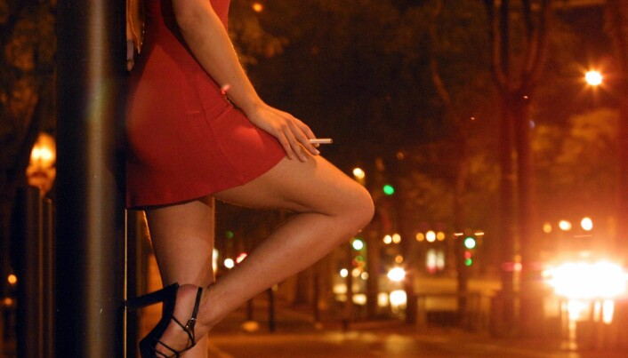 What drives a prostitute