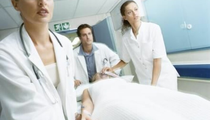 Stressed doctors make more mistakes