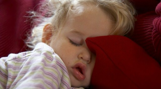 Study finds parents have cut back on giving their children sleeping pills