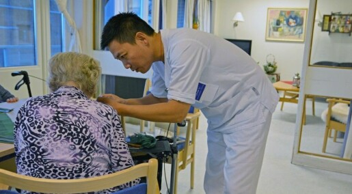 Why are older patients not getting the care they need?