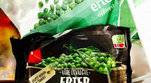 Why you should consider buying those expensive frozen peas