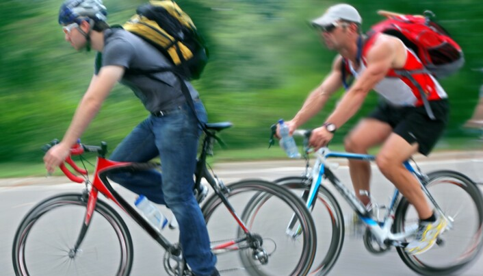 How acidosis develops during exercise