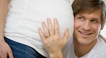Men drink less when partner gets pregnant