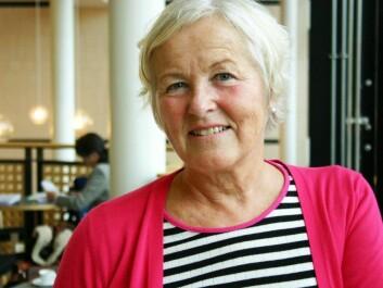 Professor Harriet Bjerrum Nielsen has been researching gender and school for many years. (Photo: Ida Irene Bergstrøm)