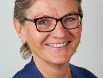 Professor of Psychology Agnes Andenæs has conducted interviews with male and female students of psychology to find out why they decided to become psychologists. (Photo: Tron Trondal, University of Oslo)