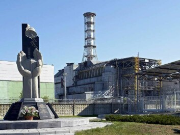 The Chernobyl Nuclear Power Plant, photographed in 2007. (Photo: Mond, Creative Commons, see license)