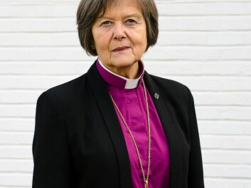 Helga Haugland Byfuglien is Norway's first female Praeses, the head of the Bishops' Council, the Church of Norway's central unit. (Photo: Hege Flo Øfstaas/Church of Norway)