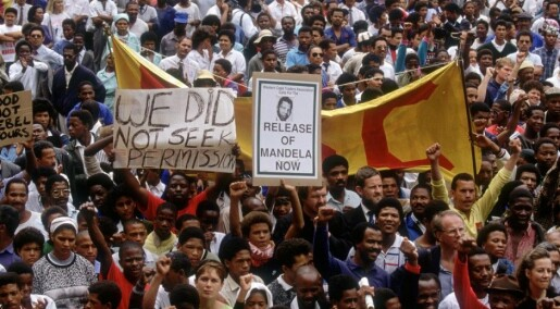 Economic under-development leads to civil unrest
