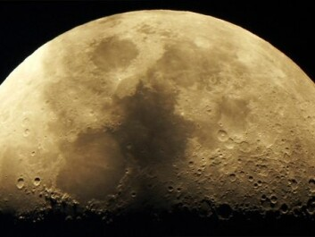 The night sky would be less interesting, but we could survive without the Moon, according to Aksnes. (Photo: Colourbox)