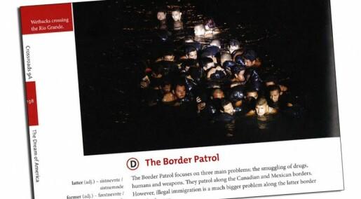 """Norwegian textbook calls Mexicans """"wetbacks"""""""