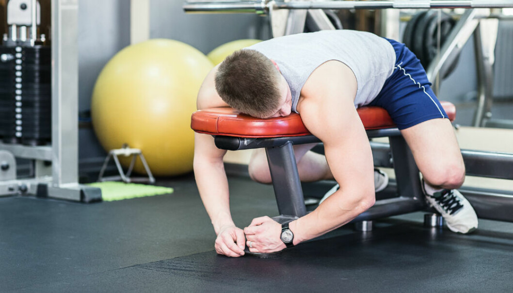 Should you exercise if your muscles are sore?