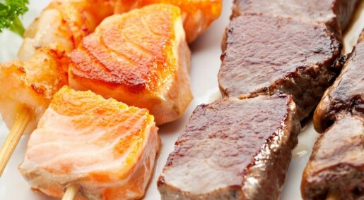 Red meat not such a bad thing to eat?