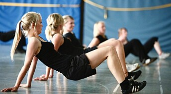 Fitness targeted in school gym classes
