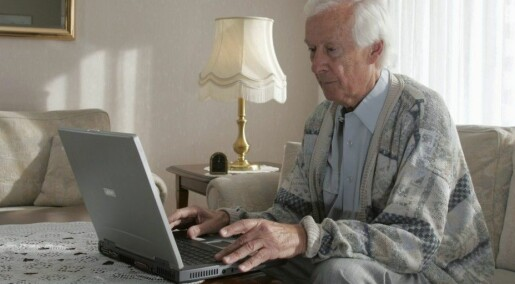 Older people think social media is superficial