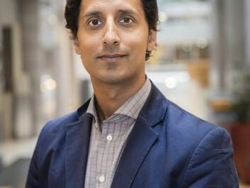 Ranvir S. Rai. (Photo: Fredrik I. Christensen)