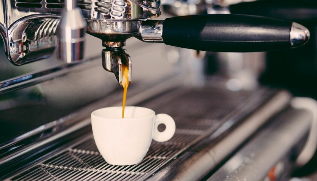 """It takes an average of five hours for the caffeine level to drop by half. After ten to fifteen hours there is not enough left to have any effect,"" says Professor Olav Spigset. (Photo: Peter Bernik / Shutterstock / NTB scanpix)"