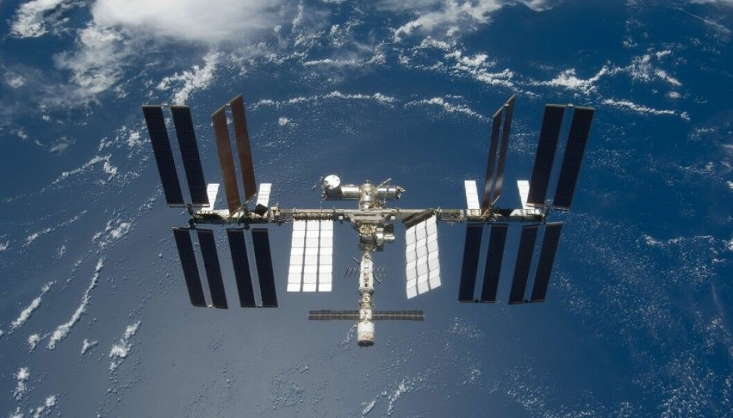 A Norwegian-led experiment encountered unexpected problems due to a locked computer on the International space station. (Photo: NASA)
