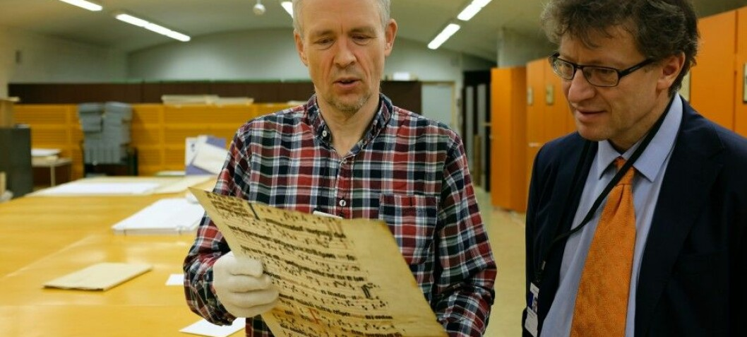 Piecing together bits of Norway's medieval history