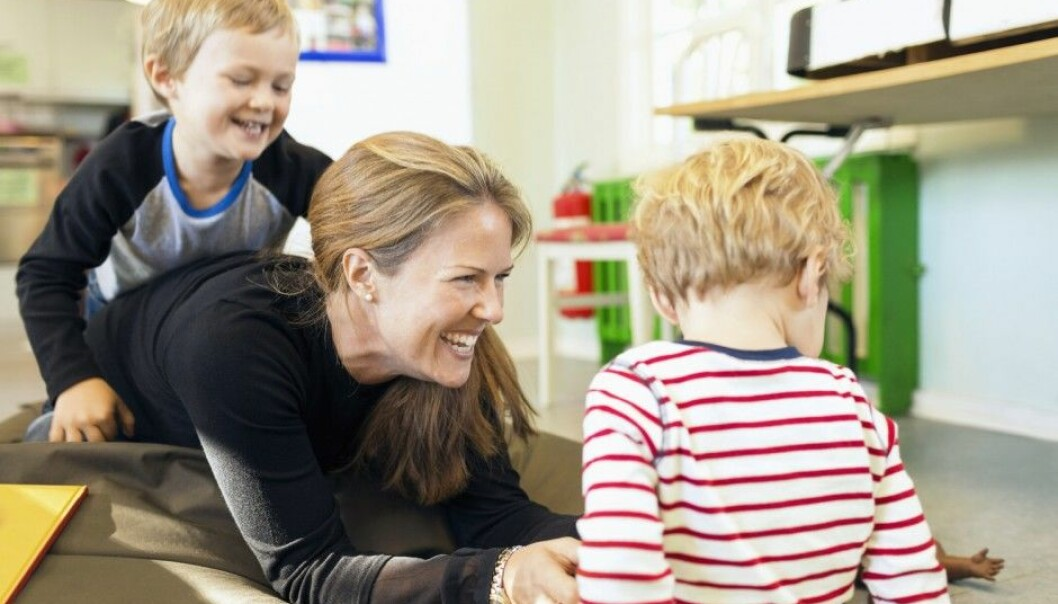 Here's what kids really think of their preschool teachers