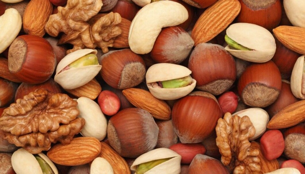 Research shows it could be a good idea to include a handful of nuts in your daily diet. (Photo: Artem Samokhvalov / Shutterstock / NTB scanpix)