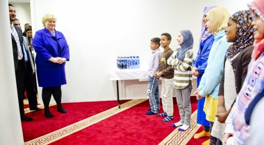 Future features young Muslims and old Buddhists