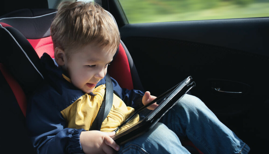 Children and young people with diagnoses such as ADHD, cerebral palsy and Down syndrome can benefit from various technological applications. (Illustrative photo: Colourbox)
