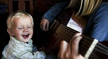 Three tricks to singing better with children