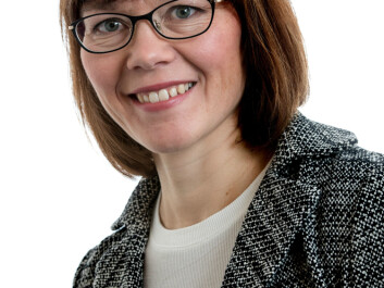 Ylva Hivand Hiorth is a researcher and specialist physiotherapist at Stavanger University Hospital. (Photo: Svein Lunde, Helse Stavanger)