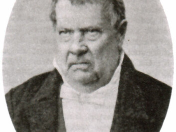 Peter Vogelius Deinboll was born in Copenhagen, but eventually became known in Norway for his work as a priest, politician and a naturalist. The plant genus Deinbollia is named after him, and he made important discoveries in eastern Finnmark and in the Norwegian-Russian border areas. (Photo: Wikimedia Commons, free use)