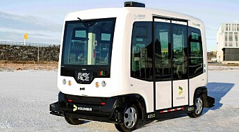 Driverless busses coming to a street near you