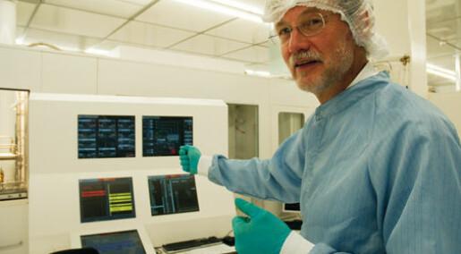 Norwegian researchers are making super-efficient solar cells