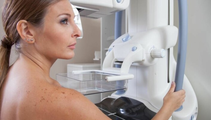 Mammography screening does not stop advanced breast cancer