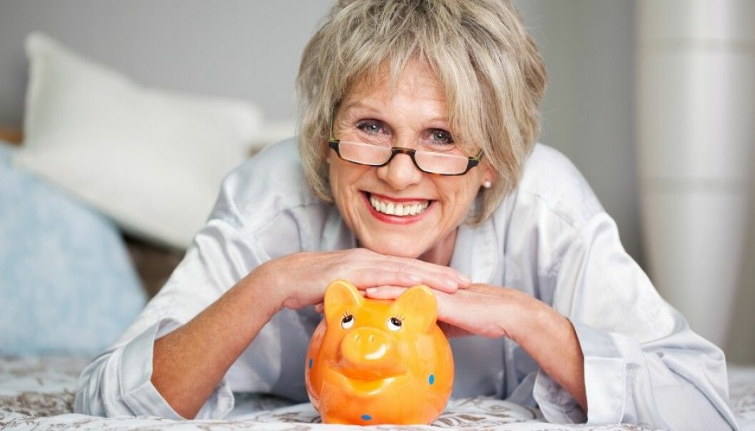 The households of Norwegians in their 60s now have average assets of nearly 4.5 million kroner (NOK), or about $525,000.  (Illustrative photo: racorn/Shutterstock/NTB scanpix)