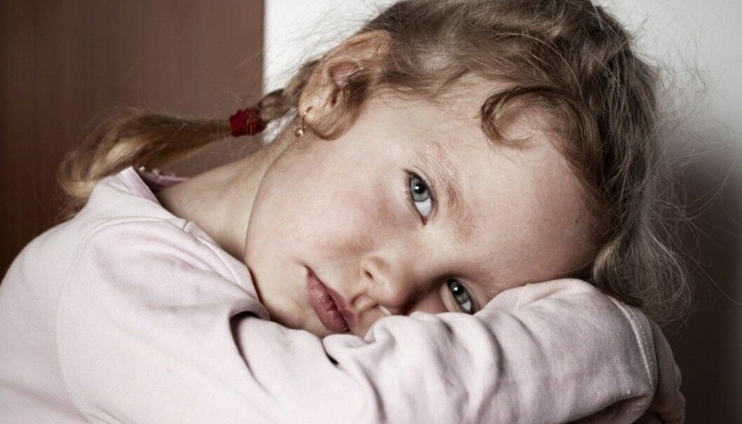 A new report indicates that children of single parents make up nearly 40 per cent of all children in low-income households in Norway. (Photo: Shutterstock/NTB scanpix)