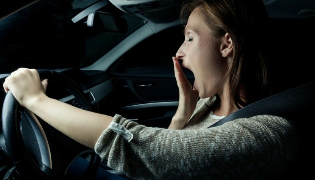 Do you have a long road trip in your future? Make sure that whoever sits next to you stays awake. A large percentage of people who fall asleep behind the wheel have a car full of sleeping passengers, research has shown. (Photo: Shutterstock/NTB scanpix)