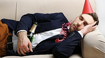 One in four has gone to work with a hangover