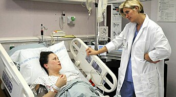 Preventing dangerous hypotension during C-sections