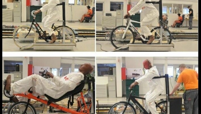 Electric bikes score well in head injury test