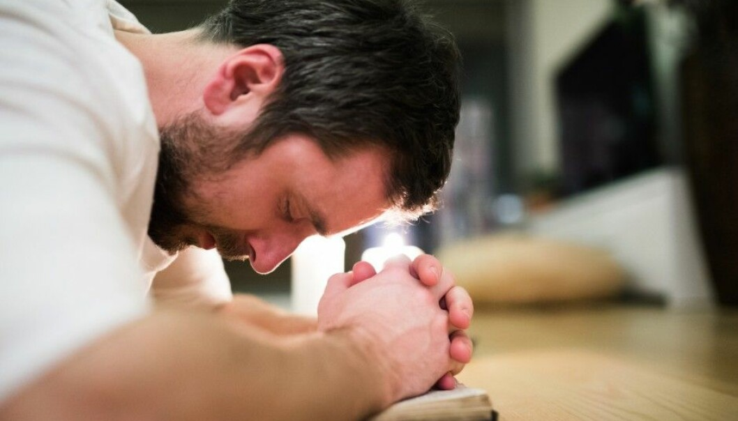 Young men read the Bible more now than they used to. (Photo: Shutterstock / NTB scanpix)