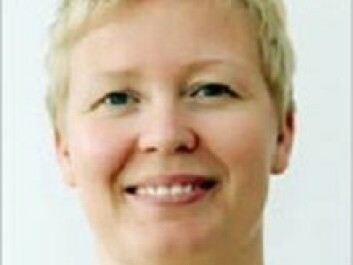 Trine Rounge studies the composition of the intestinal flora among Norwegian residents. Are there differences between Nordic countries that might explain intestinal cancer rates? (Photo: Norwegian Cancer Registry)