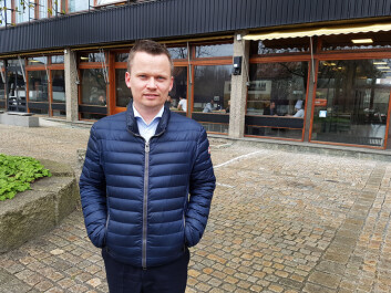 The DMARD category of drugs probably emerged before any evidence that the medicine worked, according to Jonas Kure Buer in his doctoral thesis at the University of Oslo. (Photo: Ida Kvittingen, forskning.no)