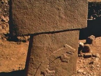 T-shaped pillars with carved bas-relief animals at Göbekli Tepe. (Photo: Wikimedia Commons)