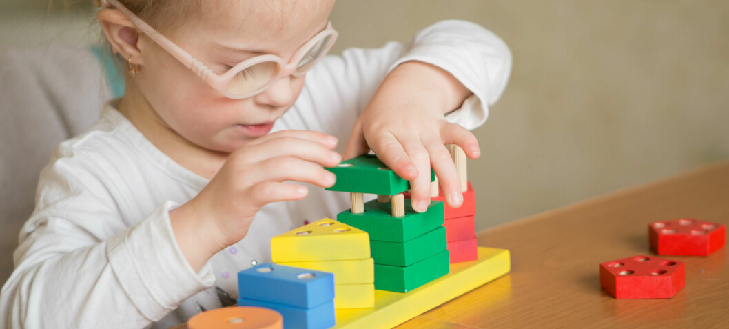 Children with Down syndrome are often underestimated