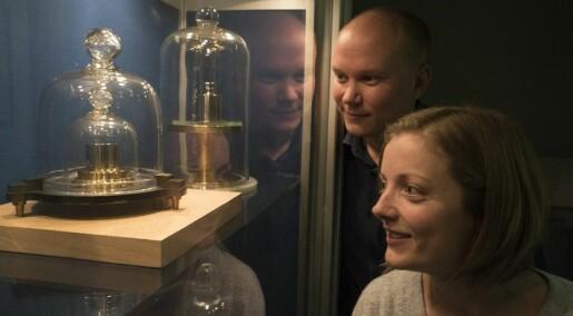 Retiring the prototype kilogram