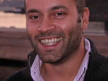 Jorge Fernandes, Associate Professor of Biology at the University of Nordland.(Photo: Torkil Marsdal Hanssen)
