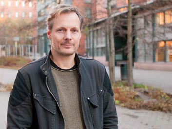 Steen Steensen is an associate professor at HiOA's Department of Journalism and Media Studies.. (Photo: Sonja Balci)
