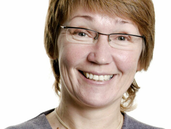 Nina Kristiansen is critical to the 'gender neutral strategy'. (Photo: Norwegian Nurses Organisation)