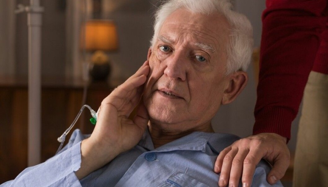 Many who have dementia also suffer depression and anxiety. Music makes them less depressed and reduces anxiety to some extent, according to several studies on the topic. (Photo: Photographee.eu / Shutterstock / NTB scanpix)