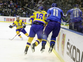 Ice hockey players get hurt in high-speed collisions. (Photo: Colourbox)
