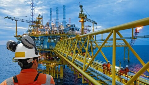 Talk of equality is risky business for career in the oil